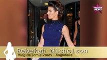 Euro 2016 : Rebekah Nicholson, la wag sexy de Jamie Vardy (vidéo)