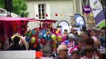 L'étape Grand Départ à Carentan-les-Marais [TéVi] 16_06_29