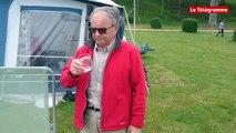 Locquirec (29). Fidèles au camping du Fond de la Baie depuis 55 ans !