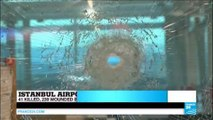 Istanbul Ataturk airport attacks: flights running, shops open at airport again