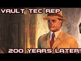 Fallout 4 - How to Find the Vault-Tec Rep 200 Years Later (After the War)
