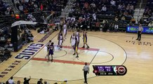 11 20 2008   Lakers vs  Suns   Crowd Chants Let's Go Lakers Luke For Three