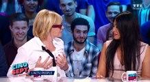 Chantal Ladesou se touche la poitrine en direct ! - ZAPPING TÉLÉ DU 29/06/2016 par lezapping