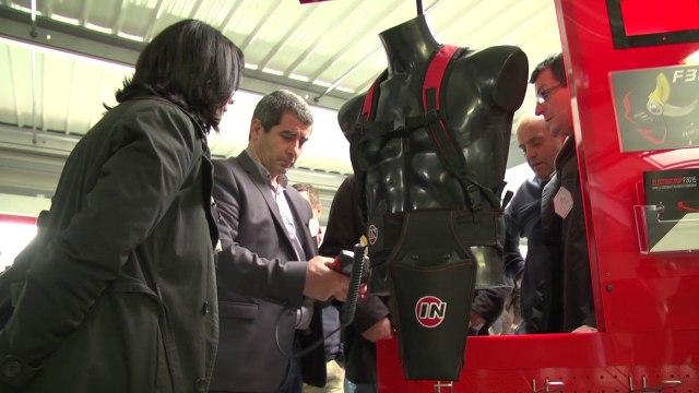 INFACO Lancement Mondial du F3015