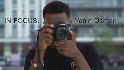 In Focus: Yasin Osman Shoots For Peace