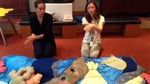 Préparation des bébés lecteurs du 26 septembre 2015