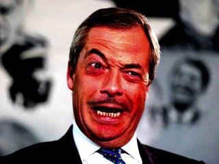 Honest Nigel Farage, used car dealer.