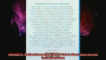 READ book  INSIGHTS Reflections from 101 of Yales Most Successful Entrepreneurs Full Free