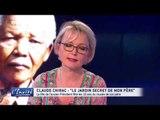 """Claude CHIRAC : """" Jacques Chirac tellement touché par l'affection des français et cette exposition"""""""""""