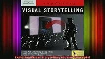 READ book  Exploring Visual Storytelling Design Concepts Full Free