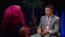 """Sasha Banks on why """"people are buying tickets to see the women"""" now: June 29, 2016"""