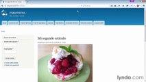 29-Configurando los comentarios en Drupal. Tipos de comentarios