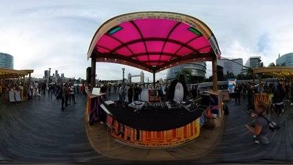 Dr Psycho Mi-Soul Radio B Day London Riviera in VR