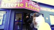 Pub Jeanlouis De L'amour Est Dans Le Pré Chez Destock Alpes Literie