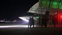 F-35B Lightning IIs depart from Marine Corps Air Station Beaufort