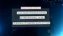 Presidente da Câmara dos Deputados cancela folga de São João