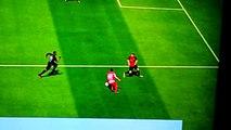 Samuel etoo goal