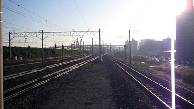 JR九州783系CM-22+CM-14+CM-34きらめき5号八幡駅到着