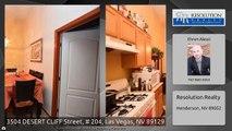 3504 DESERT CLIFF Street, # 204, Las Vegas, NV 89129