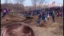 Весенний ухаб, 2015, Пермь, Встречная 28