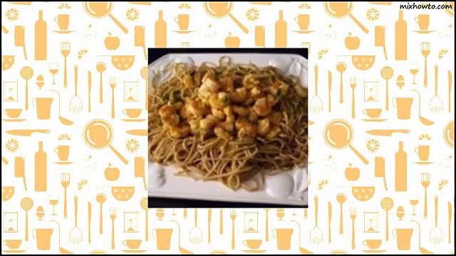 Recipe Tropical Shrimp Scampi
