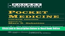 Download [Pocket Medicine]The Massachusetts General Hospital Handbook of Internal Medicine (Pocket