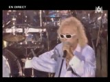 MICHEL POLNAREFF- On ira tous au paradis- au champs de Mars , le 14 juillet 2007