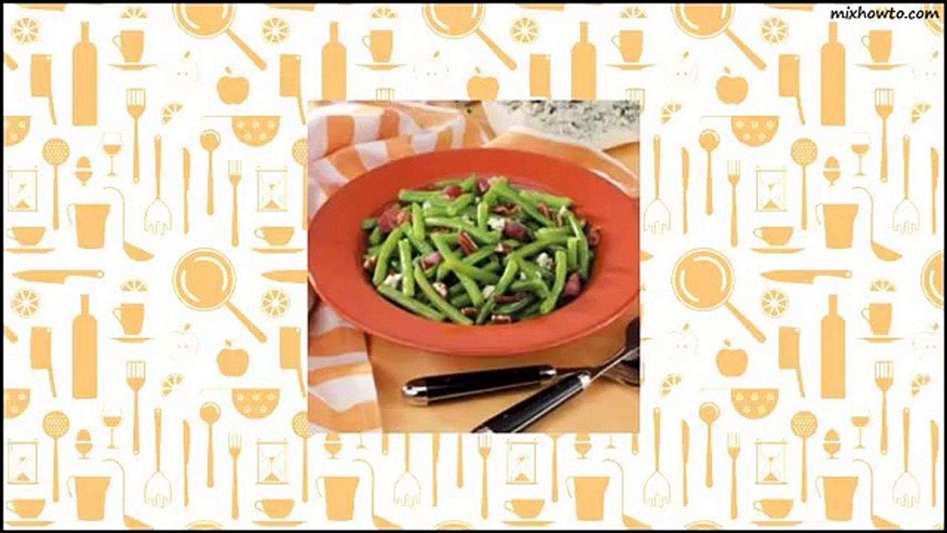 Recipe Blue Cheese Green Beans Recipe
