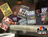 Foo Fighters serenade Westboro Baptist Church