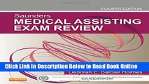 Read Saunders Medical Assisting Exam Review, 4e  Ebook Free