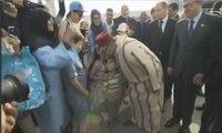 """موقف معبر من جلالة الملك محمد السادس تجاه """"أطفال"""" أفراد الجالية المغربية"""