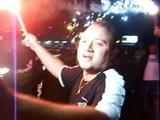 GAVIÕES RIO CLARO APAVORANDO A  AV 29 ,,,,,,22/11/2008 CORINTHIANS X avaina