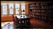 Harry Potter - Hogwarts-Bibliothek - Ambient-Sound-weißes Rauschen