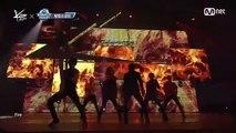 [KCON 2016 France×M COUNTDOWN] BTS(방탄소년단) _ Fire(불타오르네) M COUNTDOWN 160614 EP.478