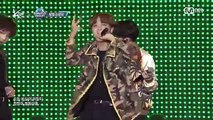 [KCON 2016 France×M COUNTDOWN] BTS(방탄소년단) _ What am I to you (INTRO) + DOPE(쩔어) M COUNTDOWN 160614 E