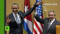 Poignées de main entre «meilleurs amis» et autres moments gênants entre hommes politiques