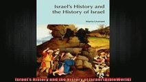 READ book  Israels History and the History of Israel BibleWorld Full Free