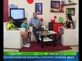 Budilica gostovanje (Teniski klub Bor), 30. jun 2016. (RTV Bor)