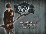 "Alexi Laiho Shows Melodic Lead and Rhythm ""Needled 24/7"""