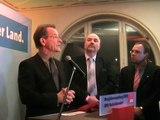 Neujahrsempfang der SPD Reinickendorf - Müntefering 1