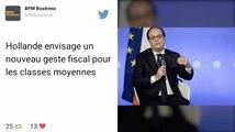 Les cadeaux de François Hollande vont plomber le déficit budgétaire en 2017