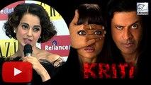 Kangana Ranaut Reacts To Kriti Short Film Removed From Youtube