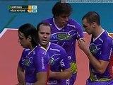Campeonato Paulista de Volei Masculino 2012 (semifinal) - Medley Campinas 3 x 1 Vôlei Futuro