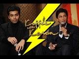 Karan Johar REJECTS Shahrukh Khan in Koffee with Karan Season 4