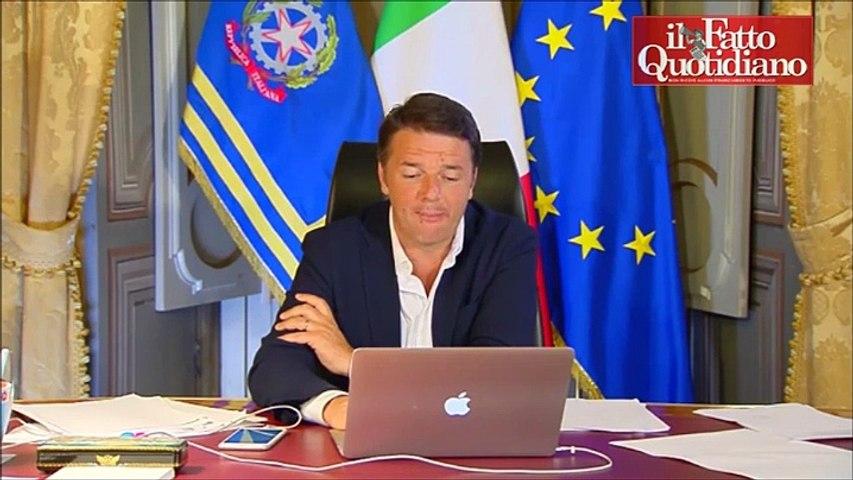 Renzi VS D'Alema