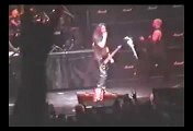 SLAYER Chemical Warfare live Canada Ontario June 25 2001 Extreme Steel Tour