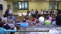 SPECIALE TG NEWS - BATTIPAGLIA: PRESENTAZIONE GIUNTA FRANCESE