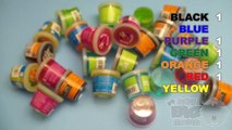 Learn Colours With Ooze and Glitter Putty! Fun Learning Contest!_4