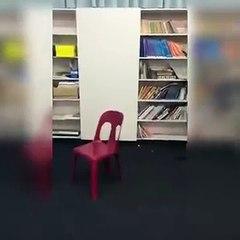 """Le """"chair flipping"""" : Le nouveau challenge des réseaux sociaux"""