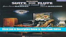 Read Suite for Flute and Jazz Piano Trio: Flute Part Only  Ebook Free